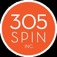 305 Spin Logo